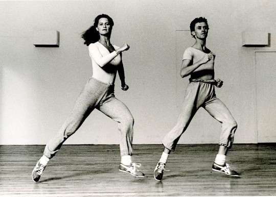 1979′s-Jane Comfort and Daniel McCusker-Photo by Nathaniel Tileston