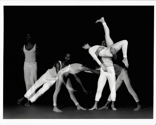 1980's-Erroll Grimes, Nancy Alfaro, Roy Fialko-Photo by Grace Sutton