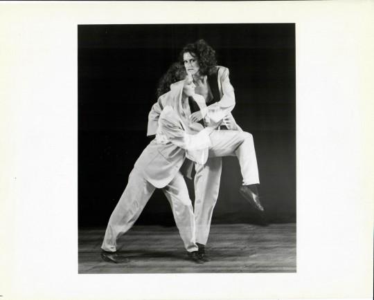 1985-TV LOVE-Jane Comfort – Photo by Grace Sutton