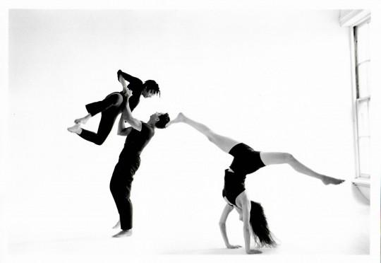 1990's-3 BAGATELLES FOR THE RIGHTEOUS- Stephanie McKay, Stephen Nunley, Laurie Bulman-Photo by Arthur Elgort