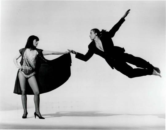 1993-FAITH HEALING-Nancy Alfaro and David Neumann-Photo by Arthur Elgort